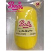 Beau Daffodil Yellow Sugarpaste 500g
