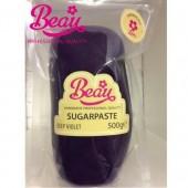 Beau Deep Violet Sugarpaste 500g