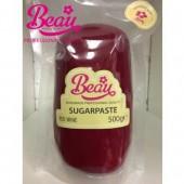 Beau Red Wine Sugarpaste 500g