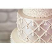 Karen Davies Pearl Borders Mould