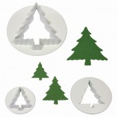 PME Christmas Tree Cutters Set/3