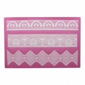 CB Large Art Deco Lace Mat
