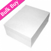 "14"" x 18"" Oblong Cake Boxes"