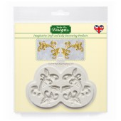 Katy Sue Leaf Flourish Mould