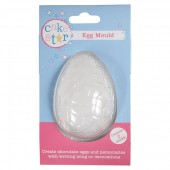Small Cake Star Egg Mould Pk/2