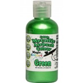 Magic Colours Airbrush - Metallic Garden Green 55ml