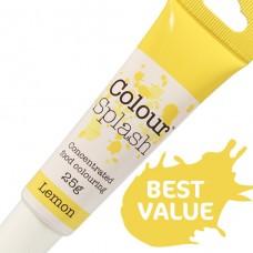 Colour Splash Gel - Lemon