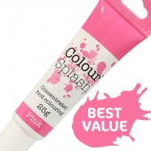 Colour Splash Gel - Pink