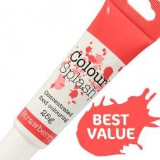 Colour Splash Gel - Strawberry