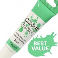 Colour Splash Gel - Green
