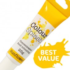 Colour Splash Gel - Sunflower