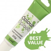 Colour Splash Gel - Leaf Green