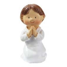 Mini Communion Boy Cake Topper