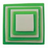PME Square Cutter Set/6