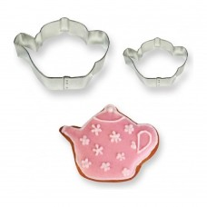 PME Teapot Cookie Cutters Set/2