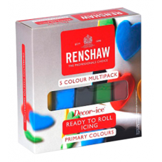 Renshaw Multipack - Primary Colours