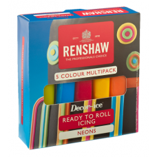 Renshaw Multipack - Neon Colours