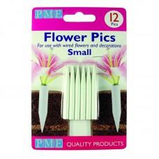 PME Small Flower Pics Pk/12