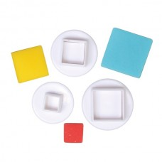 Cake Star Square Plungers Set/3