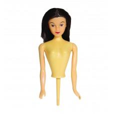 Brunette Doll Pick