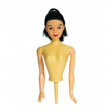 Black Hair Doll Pick