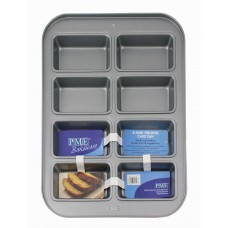 PME Non-Stick Mini Oblong Tin