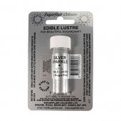 Edible Lustre Silver Sparkle