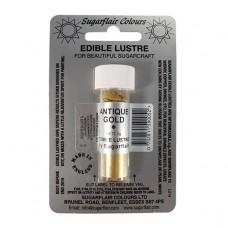 Edible Lustre Antique Gold