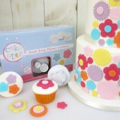 Cake Star Easy Push Flower Cutters