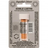 Edible Lustre Sunburst Gold