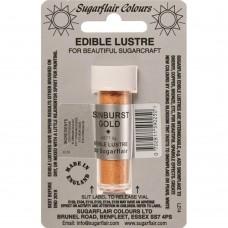 Edible Lustre Sunburst Gold