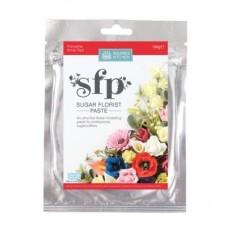 Squires Poinsettia Red Sugar Florist Paste 100g