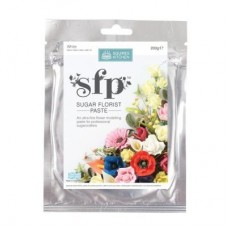 Squires White Sugar Florist Paste 200g