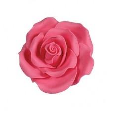 38mm Bright Pink Sugar Soft Roses Pk/20