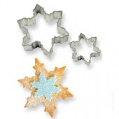 PME Snowflake Cookie Cutters Set/2