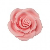 38mm Light Pink Sugar Soft Roses Pk/20