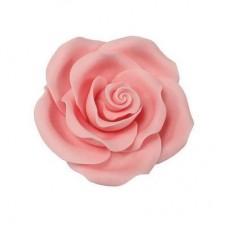 38mm Light Pink Sugar Soft Roses Pk/20