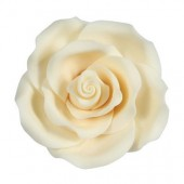 50mm Ivory Sugar Soft Roses Pk/10
