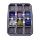 PME Non-Stick Mini Square Tin