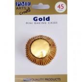 PME Mini Gold Buncases Pk/45