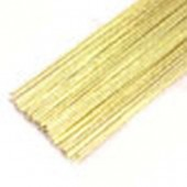Hamilworth 22g Gold Wires Pk/25