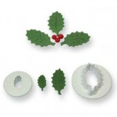 PME Holly Cutters Set/2