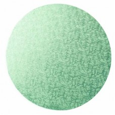 Round Pale Green Drum 12""