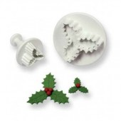 PME 3 Leaf Holly Plunger Set/2