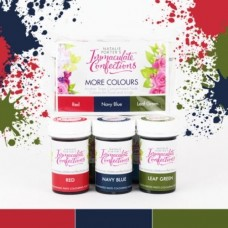 Immaculate Confections - More Gel Colours Set/3