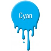 100ml Edible Ink Refill - Cyan