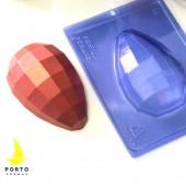 Porto Formas 3D Faceted Egg Mould