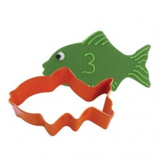 Orange Fish Cookie Cutter