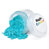 Magic Colour Lustre Dust - Sparkle Blue
