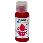 Magic Colours Choco Gel- Red 32g